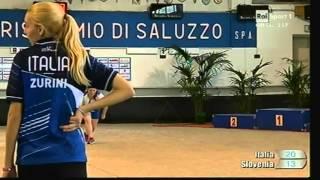Campionati Europei femminili volo - Sintesi RaiSport