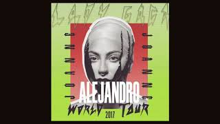 Lady Gaga - Alejandro - Joanne World Tour Mix [Info In Description]