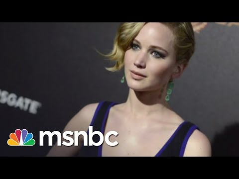 Jennifer Lawrence: Nude Photos 'a Sex Crime' | Msnbc video
