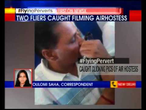 IndiGo Airline: Two passengers caught filming an airhostess, flee as the flight stop for refueling