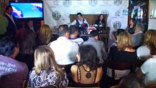 RAGHEB ALAMA Album Launch Press conference