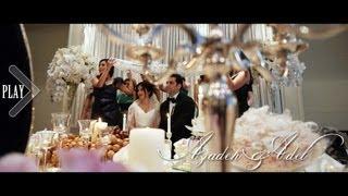 عروسی آزاده و عادل در ونکوور کانادا