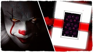 HOW TO MAKE A PORTAL TO THE DIMENSION OF IT, THE KILLER CLOWN! - MINECRAFT PENNYWISE