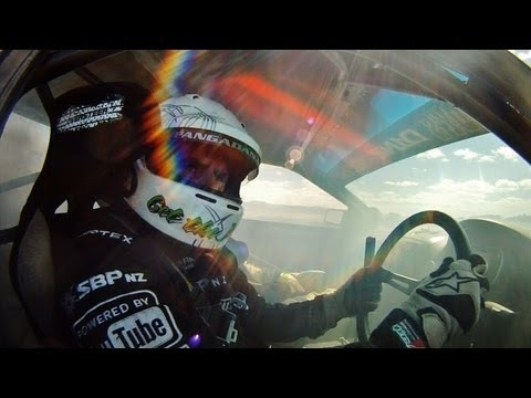 GoPro: Fanga Dan Castrol Edge Holden - D1NZ Round 4 Hampton Downs 2013