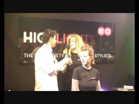 Israeli OMC Team compiting in OMC Hair World Paris 2010