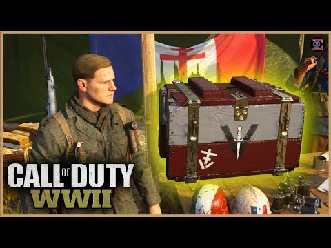 NEW GUN GRIND Continues in Call of Duty: WW2