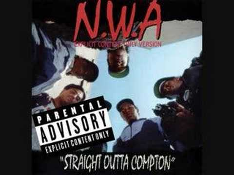Straight Outta Compton-N.W.A