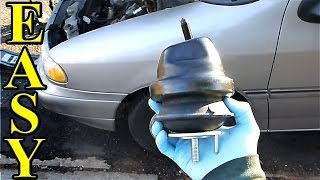 How to Replace a Motor Mount or Transmission Mount