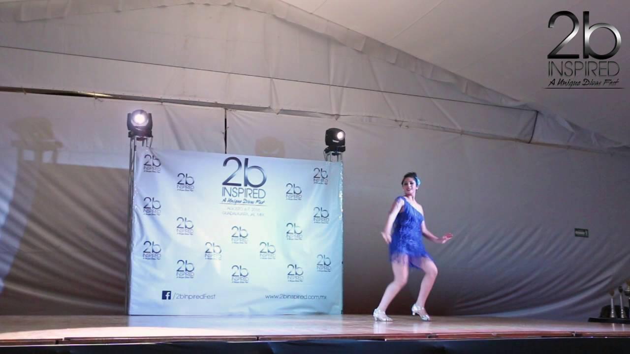 Frida Nungaray | Salsa Soloista Amateur | 2b Inspired 2016