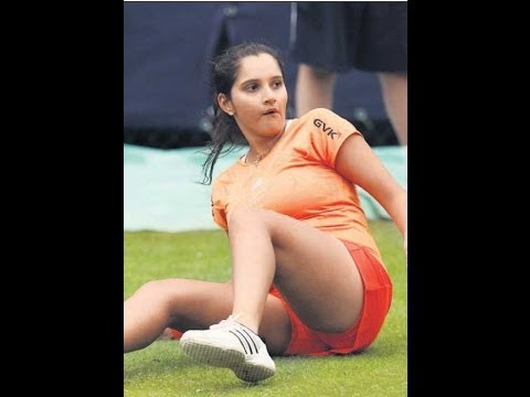 What Does Sania Mirza Love More - Tennis Or Ramp? video