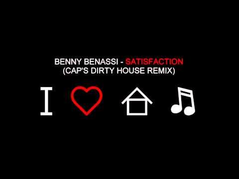 Benny Benassi - Satisfaction (CAP's Dirty House Remix) 2011