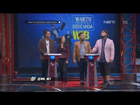 Waktu Indonesia Bercanda - Main Logika di TTS Bersama Vebby Palwinta (1/4)