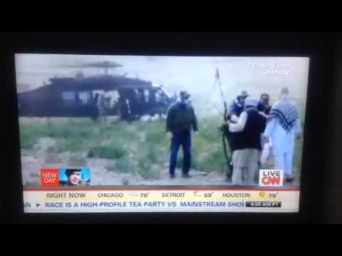 SGT Bergdahl Prisoner Exchange Video by Taliban