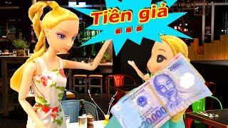 Chibi đi làm thêm để mua quà cho mẹ - B25 - Nữ hoàng búp bê baby doll