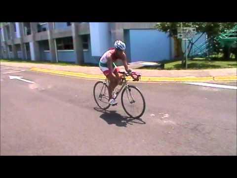 Mejore tecnica y rendimiento en triatlón - Parte II (Ciclismo)
