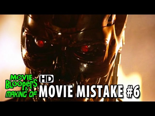 The Terminator (1984) movie mistake #6