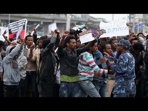 Outrage Over Ethiopia's Crackdown On Protesters