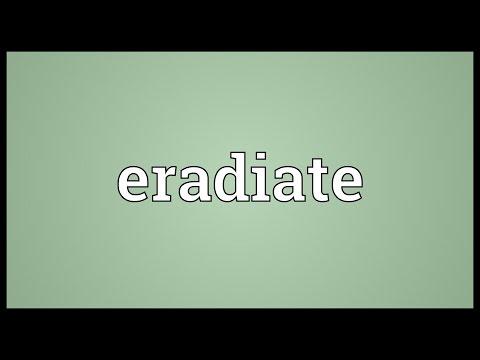 Header of eradiate