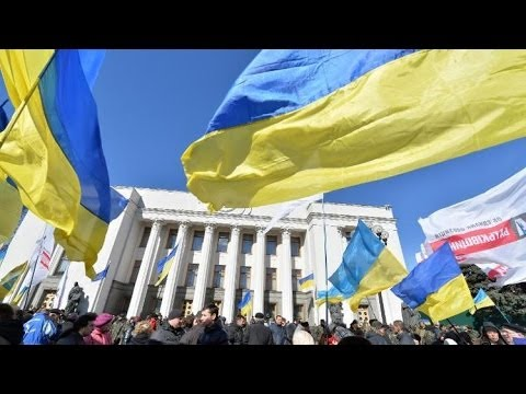 IMF Agrees $14-18 Billion Bailout for Ukraine