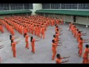 "NEW-Inmates at CPDRC dance to ""Macarena"" 08-30-08"