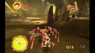 The Ant Bully Movie Game Walkthrough Part 10 (GameCube)