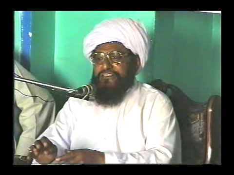 Allama ahmed saeed khan multani (haq parsat) part 6
