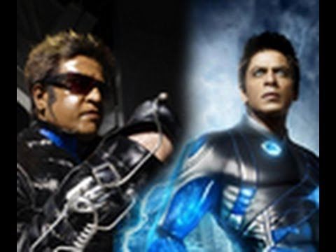 Ra. One pays tribute to Endhiran