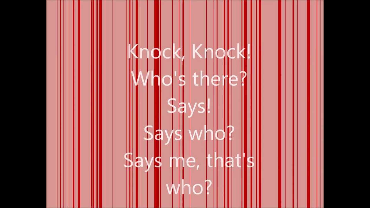 amazing totally cool knock knock jokes