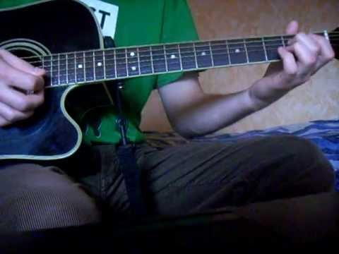 """Тальков """" Я вернусь"""" инструментал на гитаре"""