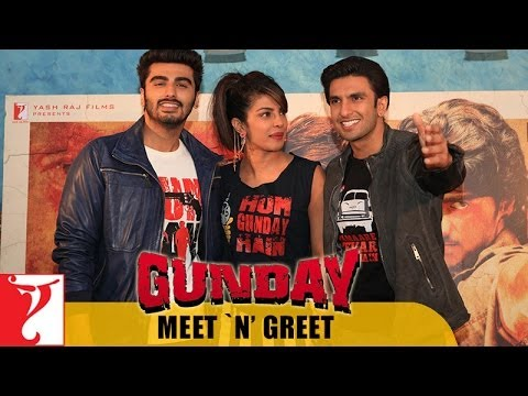 Meet-n-Greet - Gunday