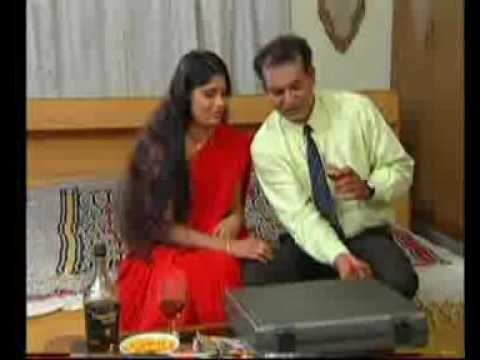 Film on Aids..Hindi.-second Scene-.Lady in Red