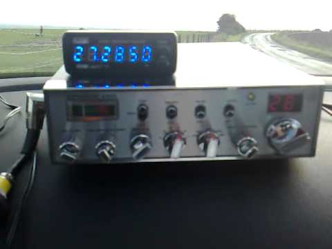 CB Radio: 26MR003 /P: Saturday 24th September 2011: Stateside AM Skip