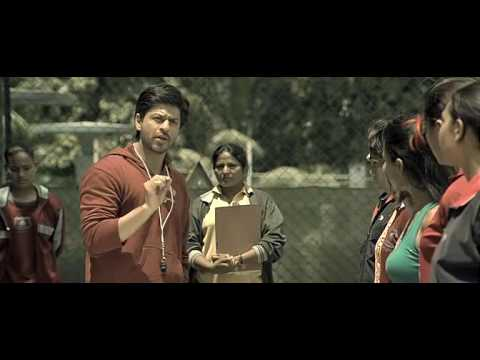 Clip Chak De India Teamwork video