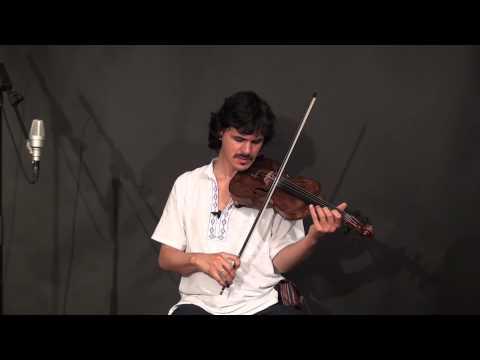 Tcha Limberger - Gypsy Violin - Eastern European Ornaments (Lesson Excerpt)