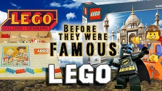 LEGO - Before They Were Famous