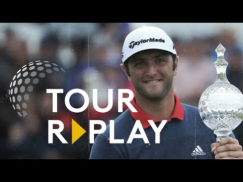 Final Day Broadcast | Jon Rahm wins by SIX shots at the 2017 Irish Open | Tour Replay
