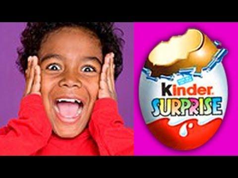 12 Kinder Surprise Eggs opening Eggs toy gift - Unboxing Kinder sorpresa huevo juguete regalo