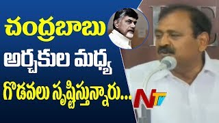 Bhumana Karunakar Reddy Demands Chandrababu Explanation Over TTD Controversy | చంద్రబాబు స్పందించాలి