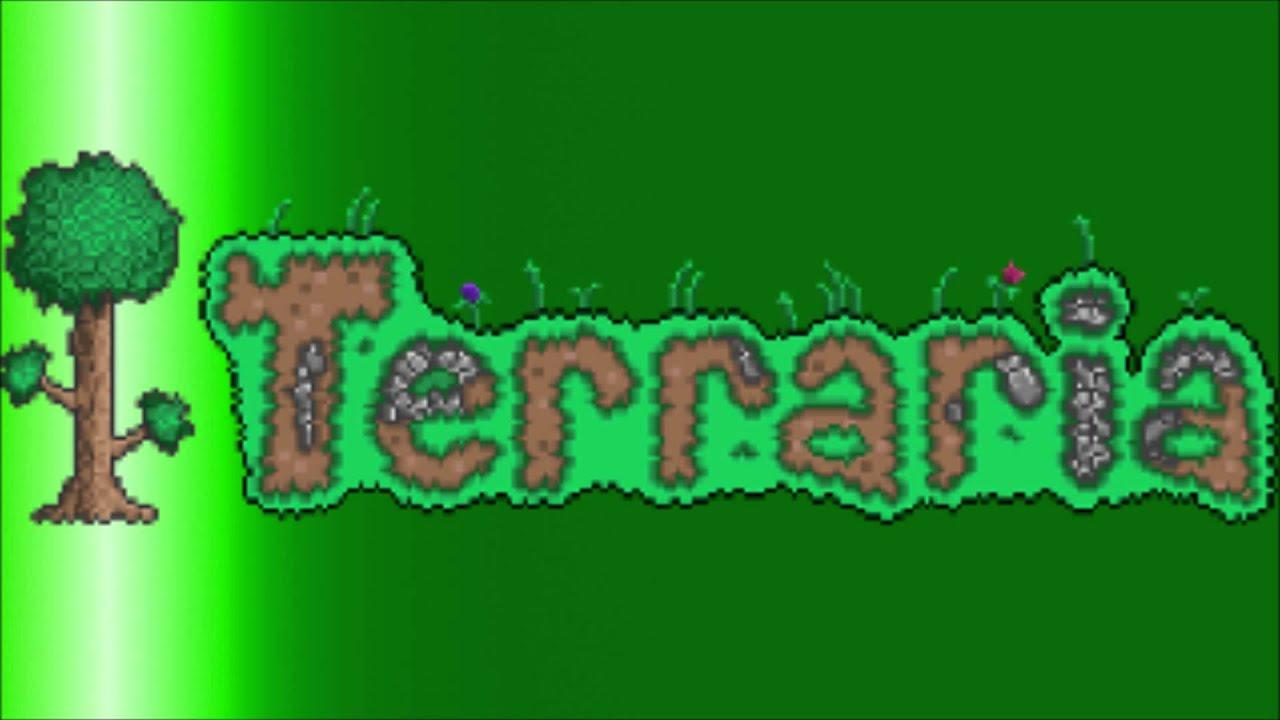 Logo Terraria CC - YouTube