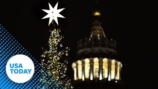 Vatican Christmas tree lighting livestream: Inauguration and lighting of Christmas tree