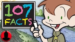 107 ChalkZone Facts You Should Know! (107 Facts S6 E11) | Channel Frederator
