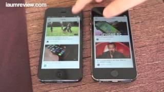 Iphone 5s แบบไทยไทย :ep2: iphone 5s vs iphone 5