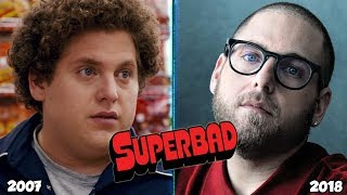 Superbad (2007) Then And Now 2018