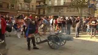 El Canó de la Barceloneta (Gaudeix la Festa)