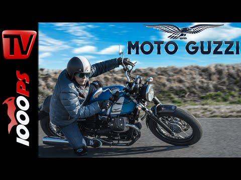 2015   Moto Guzzi V7 II Special Test   Action, Fahreindrücke, Review