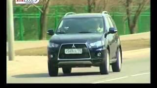 Тест драйв Mitsubishi Outlander XL