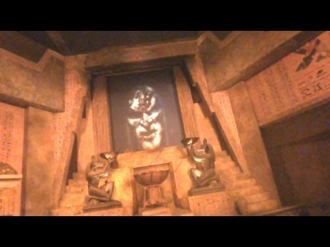 Revenge of the Mummy (On-Ride) Universal Studios Florida