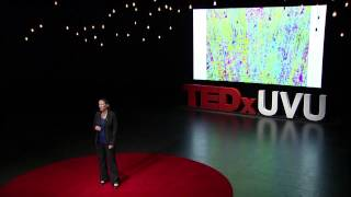 Teens, Technology, and Transformation | Suzy Cox | TEDxUVU