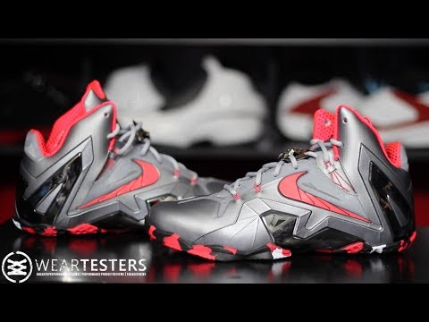 First Impression: Nike LeBron 11 Elite