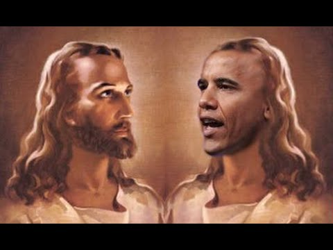 *The Antichrist Barack Obama Identity Revealed! Describes Jesus Life @ Speech, BUT Refers 2 Himself!